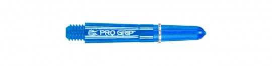 PRO GRIP SPIN BLUE SHORT SHAFT
