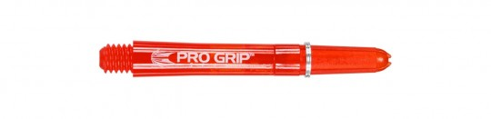 PRO GRIP SPIN RED INTER SHAFT