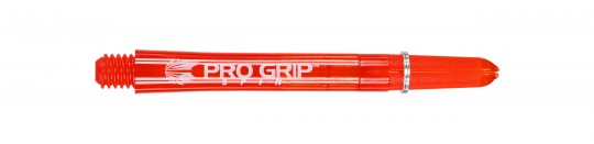 PRO GRIP SPIN RED MEDIUM SHAFT