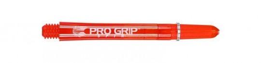 PRO GRIP SPIN RED MEDIUM SHAFT