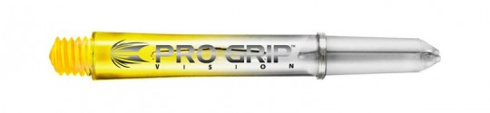PRO GRIP Yellow Vision Shaft INTM
