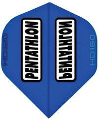 Pentathlon Flight blue HD 150 Micron