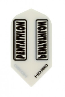 Pentathlon Flight white HD 150 Micron SLIM