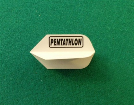 Pentathlon Flight white SLIM single