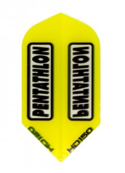 Pentathlon Flight yellow HD 150 Micron SLIM