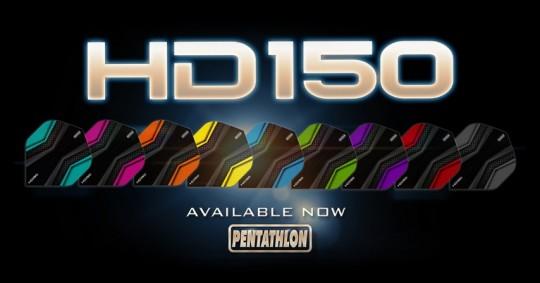 Pentathlon Flights HD 150 Two Colour
