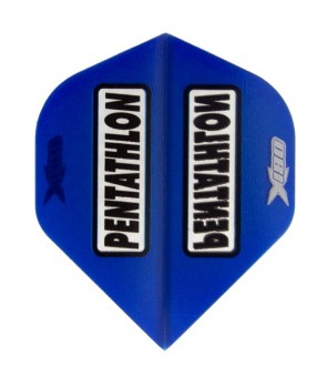 Pentathlon Xtream Flight HD 180 Micron - BLAU - 9 Flights