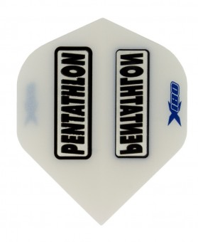 Pentathlon Xtream Flight HD 180 Micron - WEISS - 9 Flights