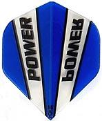 Power Max Flights blue-clear