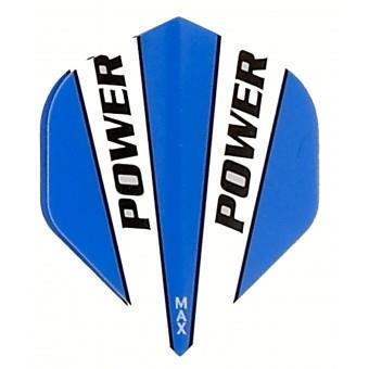 Power Max Flights blue-white