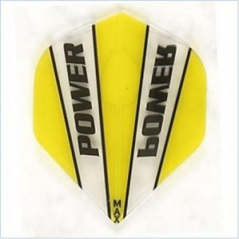 Power Max Flights yellow-clear