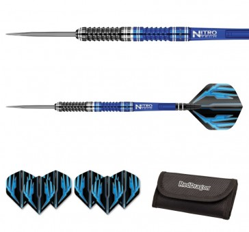 Red Dragon Delta Steeldarts inkl. Tasche 26g