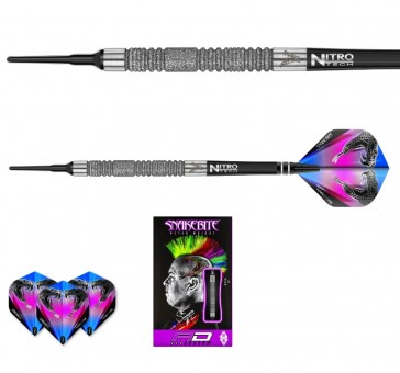 Red Dragon Peter Wright Snakebite Euro 11 Element Softdarts - 18g