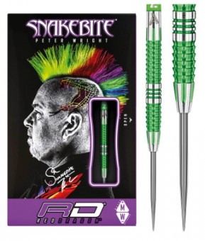 Red Dragon Peter Wright Snakebite Mamba 2 Steeldarts