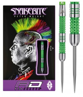 Red Dragon Peter Wright Snakebite Mamba Steeldarts