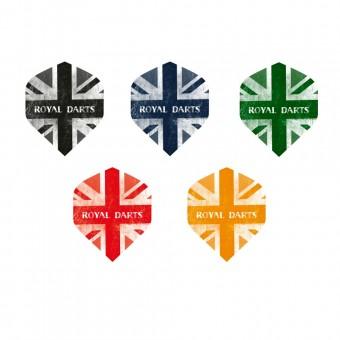 Royal Darts Flight Union Jack