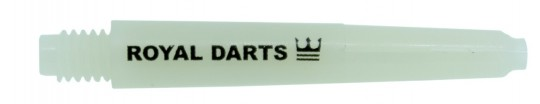 Royal Darts Dartschaft Nylon natural inbetween