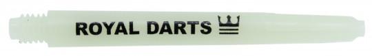 Royal Darts Dartschaft Nylon natural medium