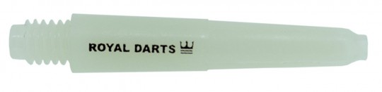 Royal Darts Dartschaft Nylon natural short