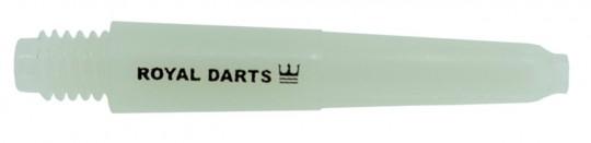 Royal Darts Dartschaft Nylon natural xshort