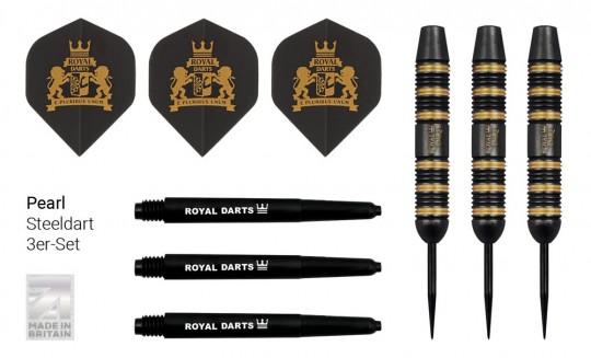 Royal Darts Pearl Steeldarts 23 g