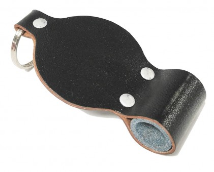 Royal Darts Steeldart Schleifstein mit Schlüsselanhänger