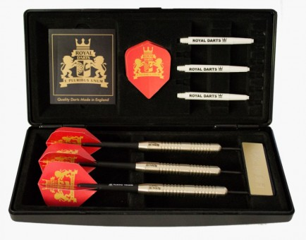 Royal Darts Starter Line Steeldarts Silver 22g