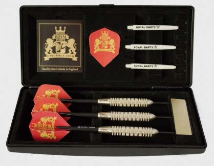 Royal Darts Starter Line Steeldart-Set Silver 24g