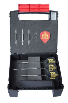 Royal Darts Steeldarts Oranien - 22g - Box-Set