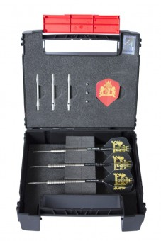 Royal Darts Steeldarts Percy - 26g - Box-Set