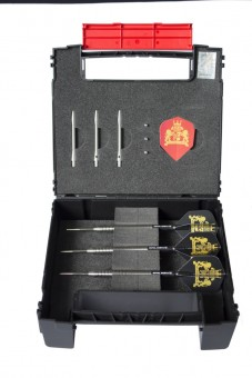 Royal Darts Steeldarts Tudor - 24g - Box-Set