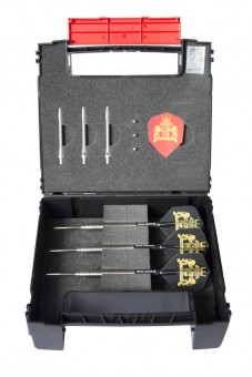 Royal Darts Steeldarts York - 25g