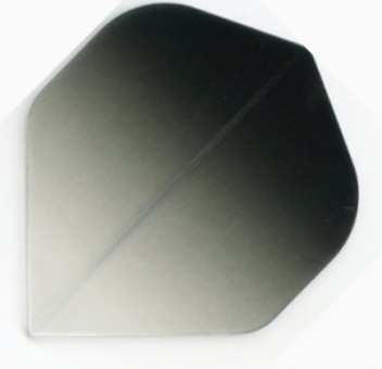 Royal Darts Vignette Flights black clear