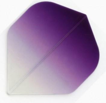 Royal Darts Vignette Flights violet clear
