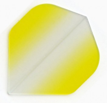 Royal Darts Vignette Flights yellow