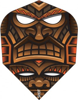Shot! Totem Dart Flights No.6
