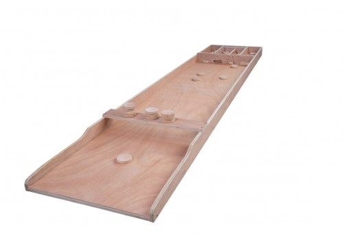 Shuffleboard Competition natur 200cm 2. Wahl