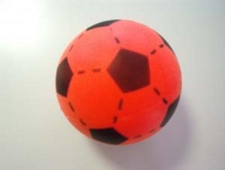 Softfussball rot