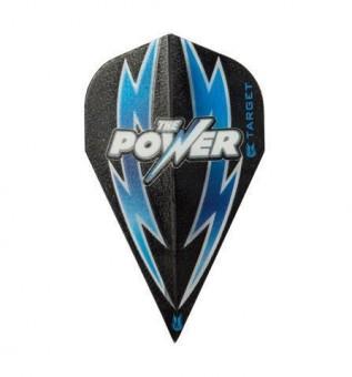TARGET POWER ARC BOLT BLACK-BLUE VAPOR FLIGHT