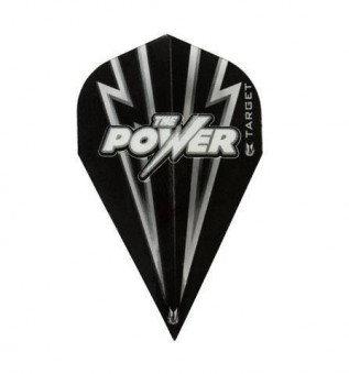 TARGET POWER FLASH BLACK-BLACK VAPOR FLIGHT