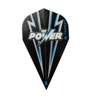 TARGET POWER FLASH BLACK-BLUE VAPOR FLIGHT