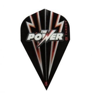 TARGET POWER FLASH BLACK-RED VAPOR FLIGHT