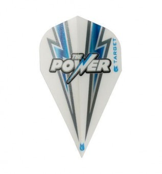 TARGET POWER FLASH WHITE-BLUE VAPOR FLIGHT