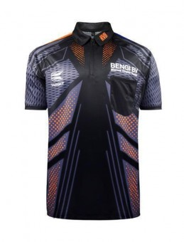Target COOLPLAY SHIRT RVB 2017 - Raymond Van Barneveld Match Shirt - SALE