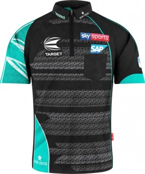 Target Cool Play Dartshirt World Champion Rob Cross 2019 4XL