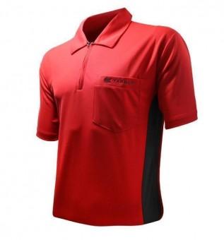 Target Cool Play Hybrid Shirt Red & Black 5XL