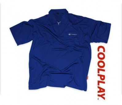Target Cool Play Shirt ROYAL-BLUE - SALE