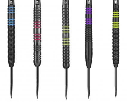 Target VAPOR8 BLACK Steeldarts