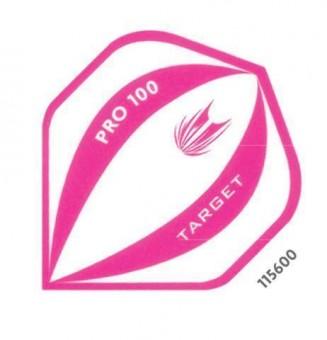 Target Flight Pink/White STD