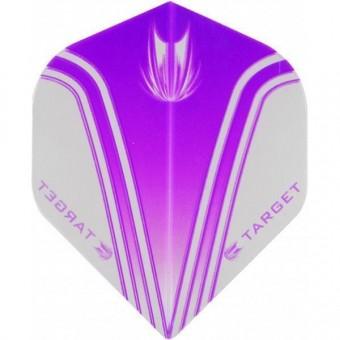 Target Flight Vision Purple Stripes
